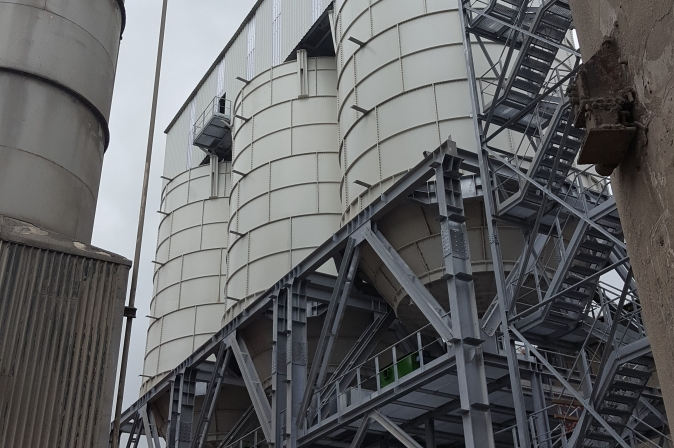 Heidelberg Cement Hanson Cement Padeswood Uk 002
